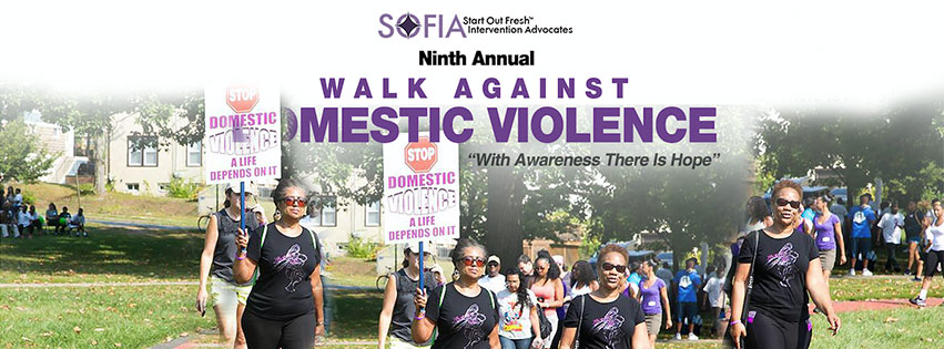 Walk Against Domestic Violence