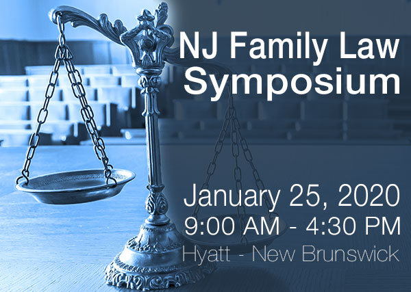 NJ Family Law Symposium