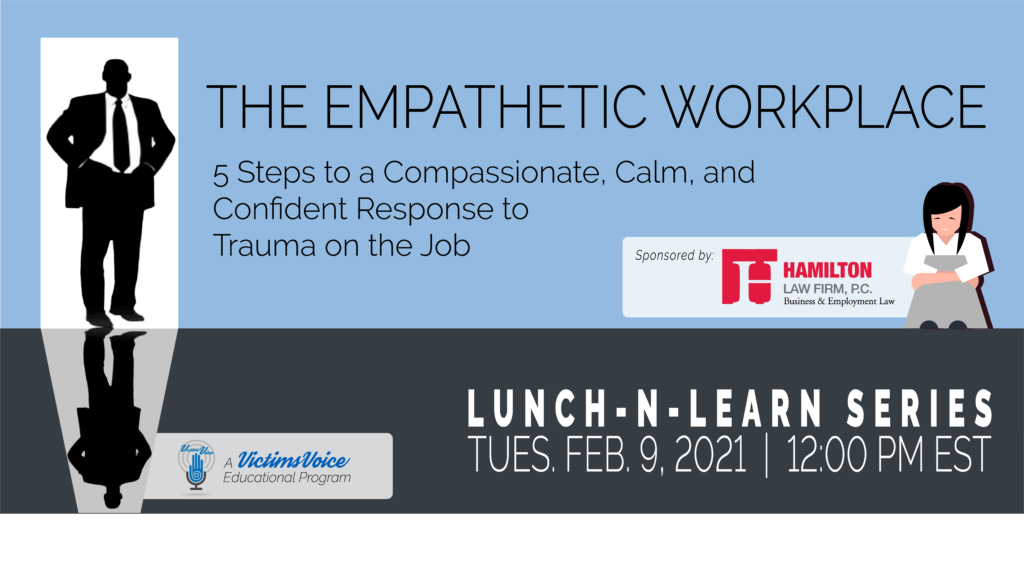 The Empathetic Workplace event banner