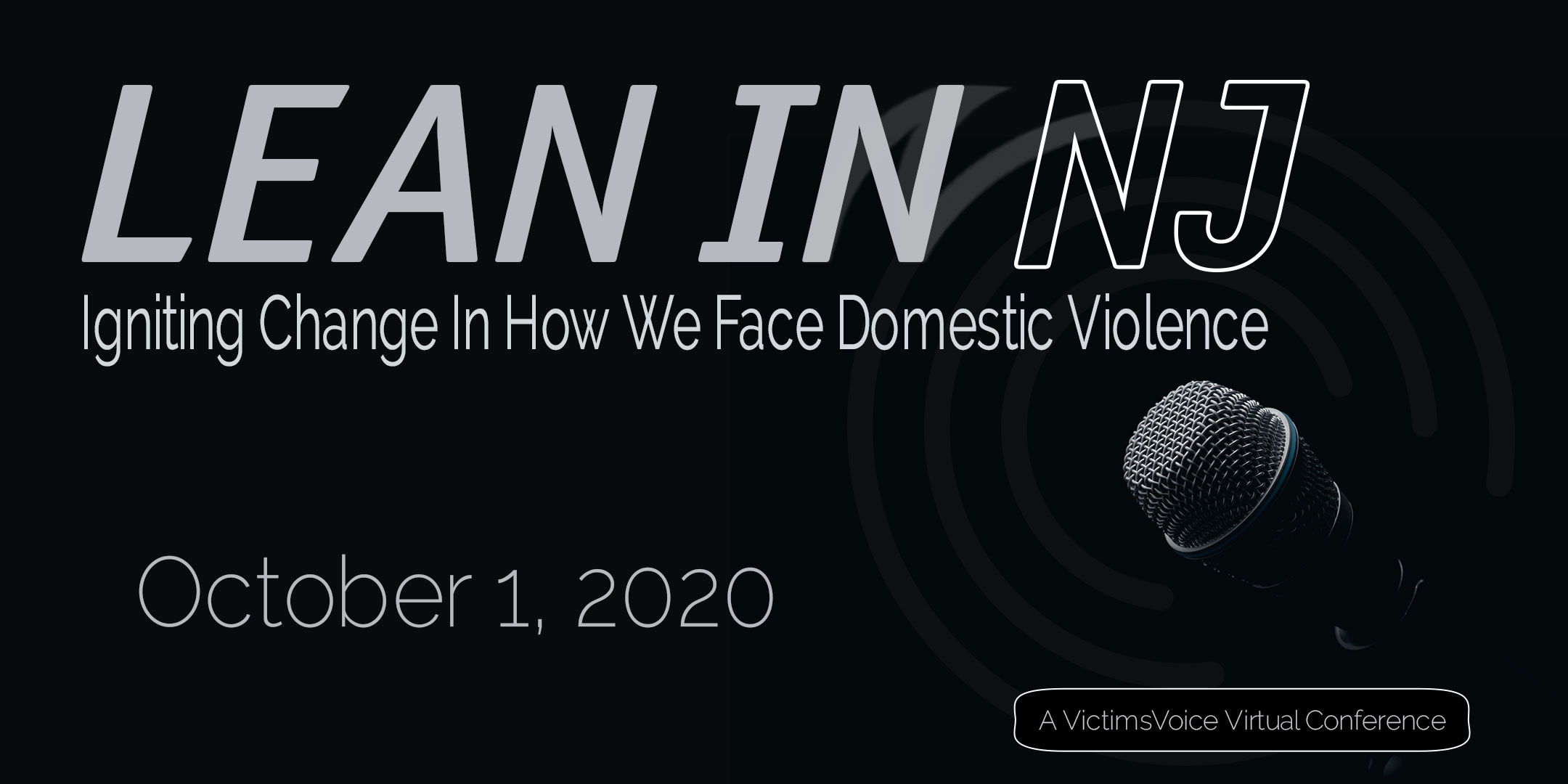 Lean In NJ: Igniting Change In How We Face Domestic Violence