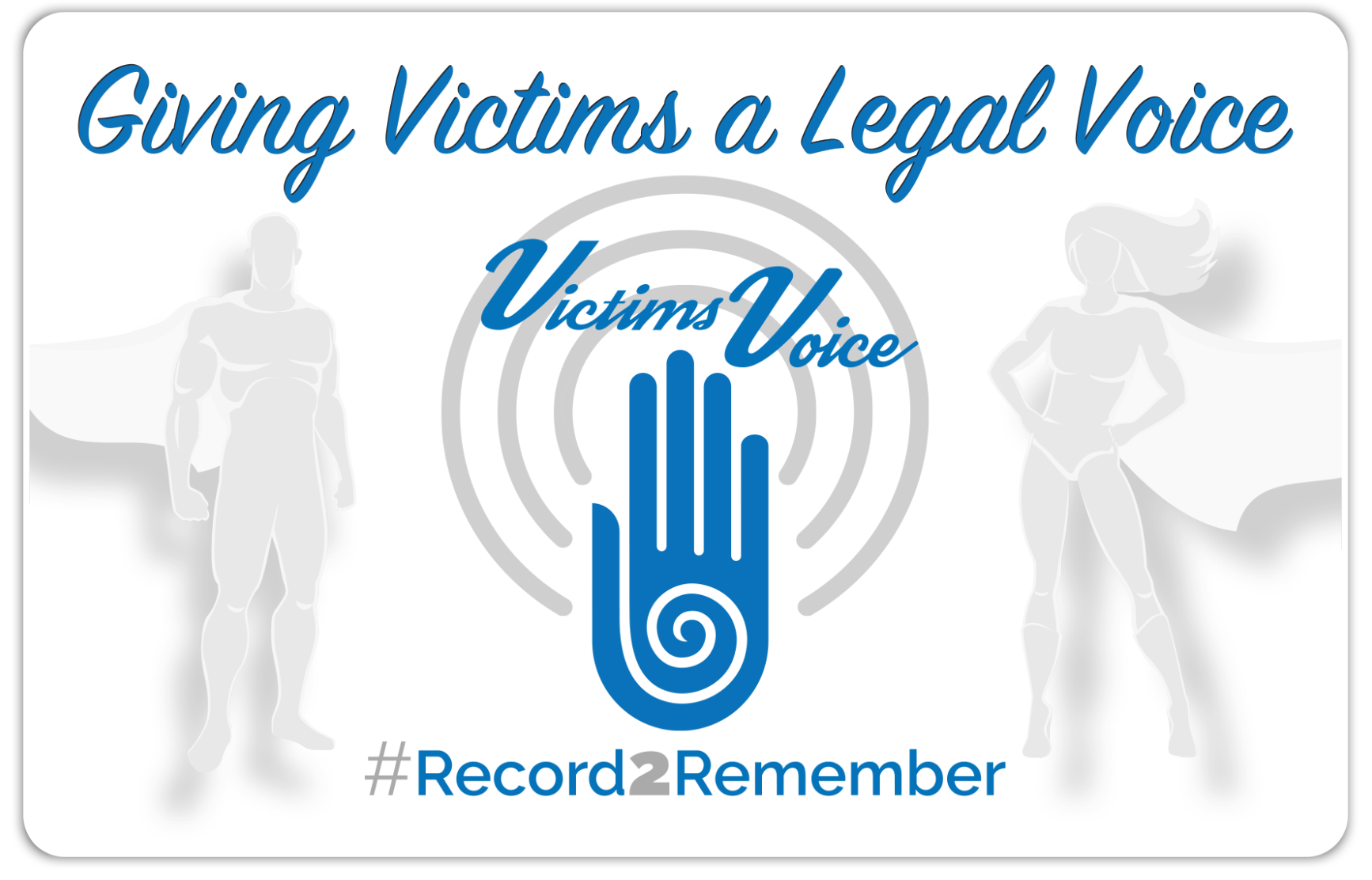 VictimsVoice Activation Card for the Partner Program