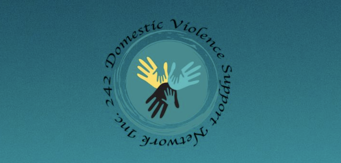 242 Domestic Violence Support Network logo