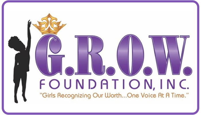 G.R.O.W. Foundation Banner