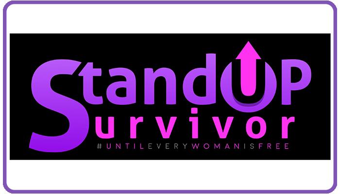 StandUp Survivor banner