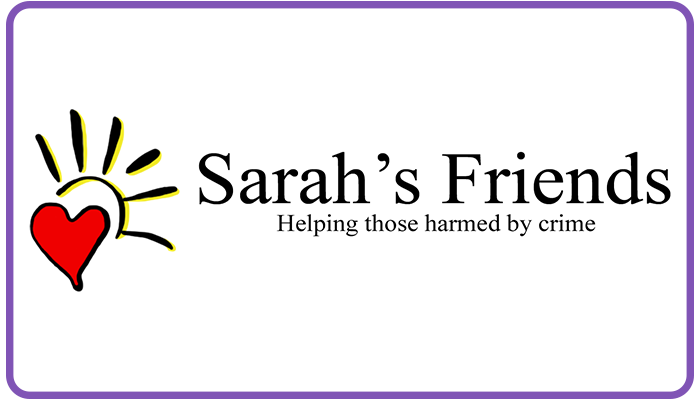 Sarah's Friends banner